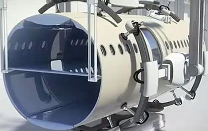 飞机发动机零件